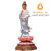 Tượng Phật Bà Quan Thế Âm Bồ Tát dáng đứng đẹp 001