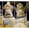 Tượng tứ đại thiên vương (hộ pháp thiên vương) bằng gỗ